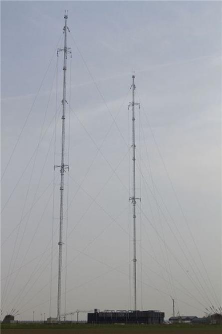 émetteur à ondes moyennes Great Nouvelles Radio peut être démoli