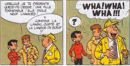 Gil Jourdan - Libellule s'évade - Maurice Tillieux