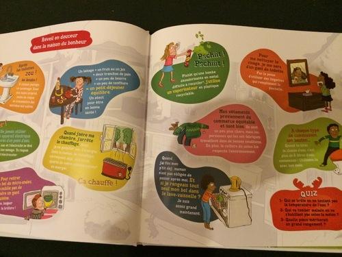 Chut les enfants lisent : Ma maison durable