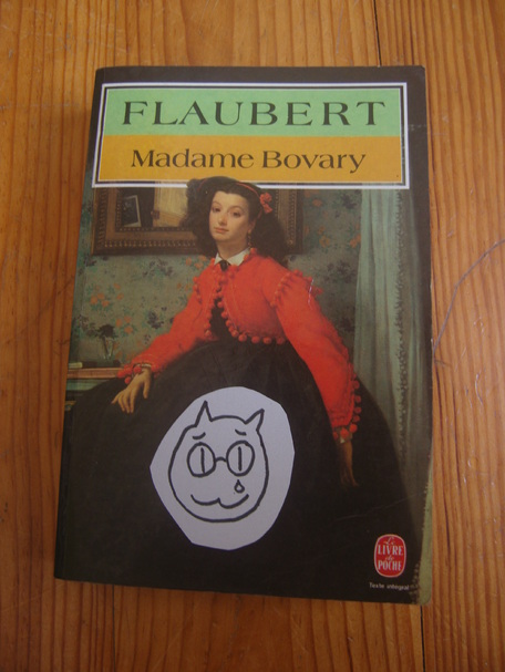 Madame Bovary, de Gustave Flaubert