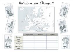 G3 Le continent européen