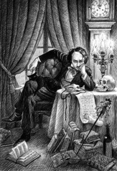 Edgar Allan Poe - Bio