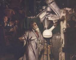 L'étrange univers des alchimistes