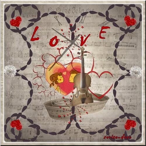 gif love et un petit défi avec matériel pour ceux qui aiment