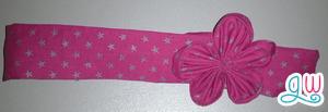 Mes 1ers pas en couture: #3 Des bandeaux pour bébé