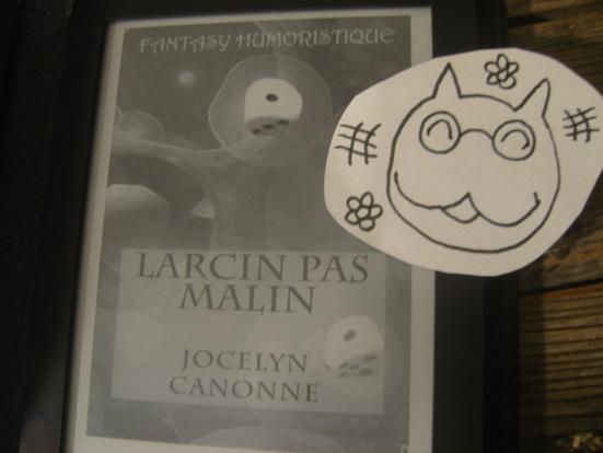 Larcin Pas Malin, de Jocelyn Cannone