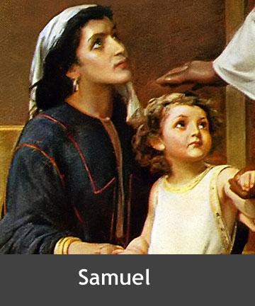 Image result for the prophet Samuel