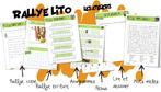 """Rallye lecture CE1-CE2: Les contes '""""Lito"""""""