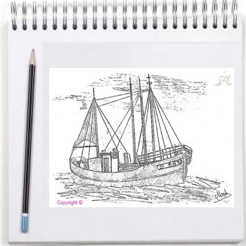 Le bateau 1