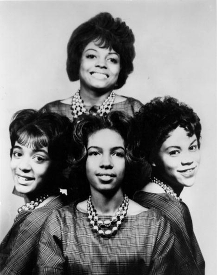 Image result for the supremes early photo