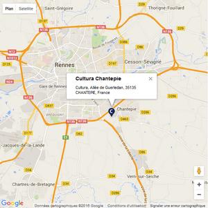 Dédicace Cultura Chantepie - Rennes