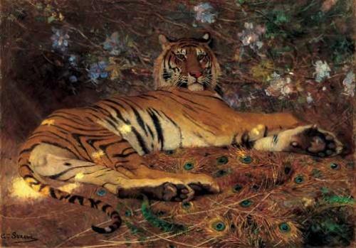 Les Tigres de l'Annam