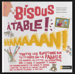 BISOUS A TABLE! MAMAAAN