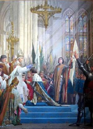 Jeanne d'Arc - 5. Morte à Rouen ?