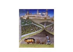 Moyen- Âge: Le système féodal, la vie dans les campagnes.