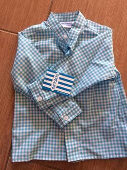 Une chemise Tartaleta 42€75