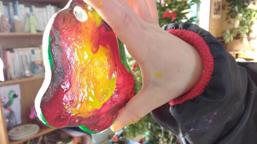 Décorations d'arbre de Noël facile et rapido