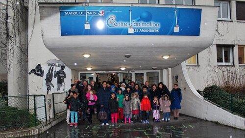 - Non à la fermeture du Centre d'animation des Amandiers ! (Paris 20ème) - SIGNEZ LA PÉTITION EN LIGNE !!!