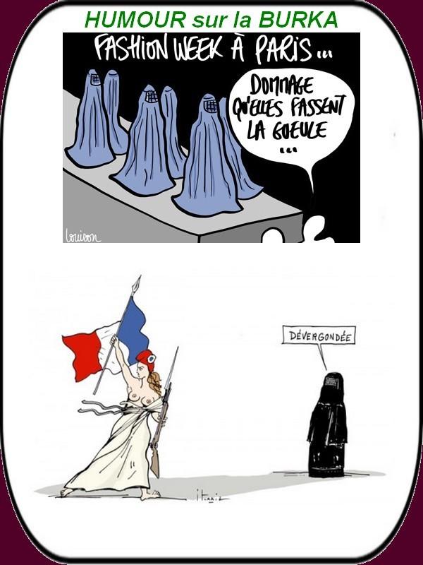 """Résultat de recherche d'images pour """"femme voilée humour"""""""