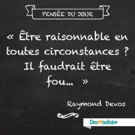 Citation de Raymond Devos - ariellea