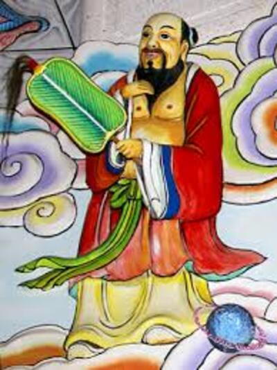 Les 8 Immortels chinois