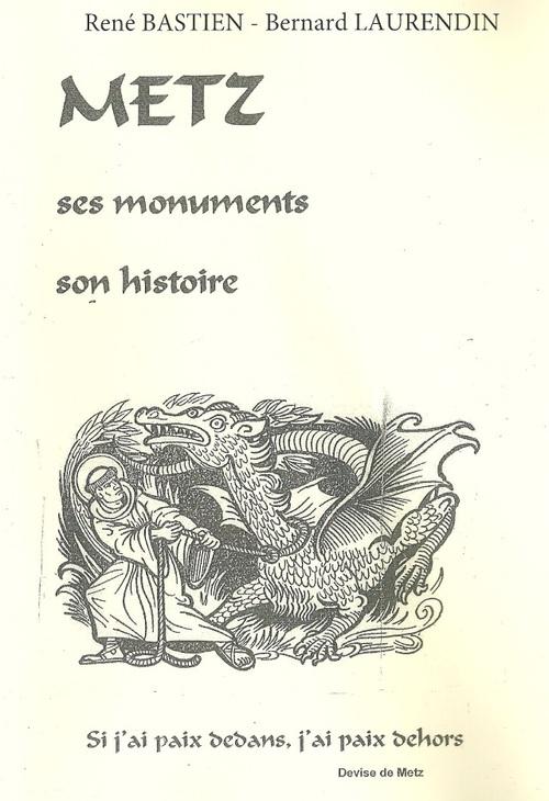 Festival du livre à Metz...