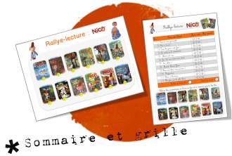 Rallye-lecture Nico CE1-CE2