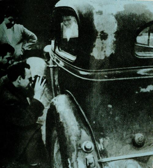 Humanoïdes en Argentine en 1968