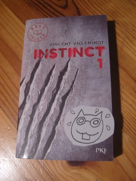 Instinct, de Vincent Villeminot