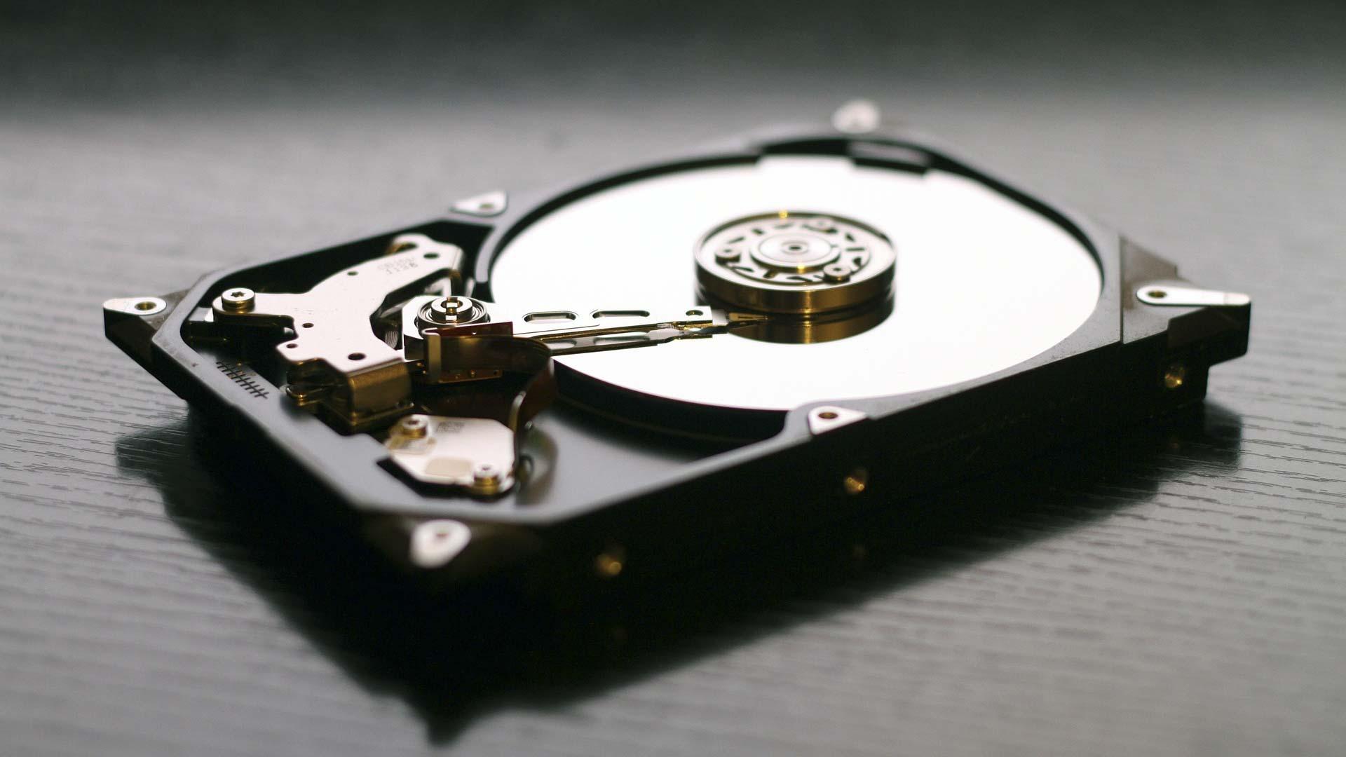 dépannage informatique : disque dur