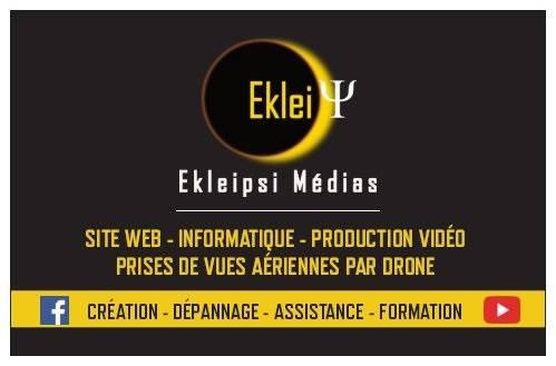Ekleipsi Médias card