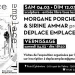 Expo Deplace Emplace au Point Ephemere