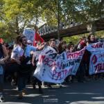 Reportage manifestation anti loi travail du 21 Septembre 2017