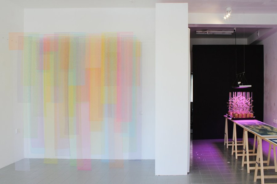 Double Solo show Hybrid with Jonas Theselius at Molekyl Gallery, Malmö, 1 – 23 September 2018.