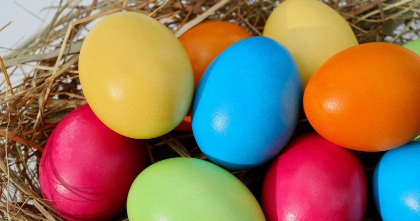 부활절 계란