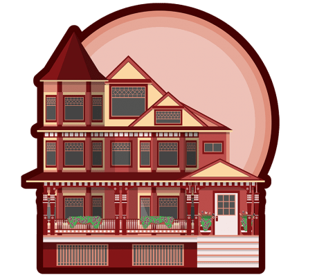 Victorian-house-Single_Red - Copy