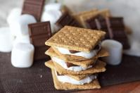 Recipe for Rainy day s'mores