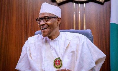 BREAKING: Buhari Meets APC Governors Over Crisis