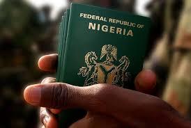 Fake Passport Agent Docked