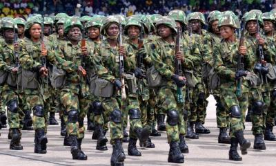 ECOWAS Court Orders FG To Pay 244 Dismissed Soldiers