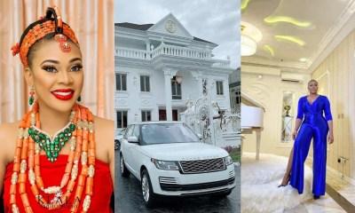 Ehi Ogbebor Gifts Herself A 7 Bedroom Mansion On Birthday