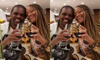 Nigerian Footballer, Kanu Nwankwo And Wife, Amara Celebrate 17th Wedding Anniversary