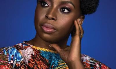 CHIMAMANDA MOURNS FATHER