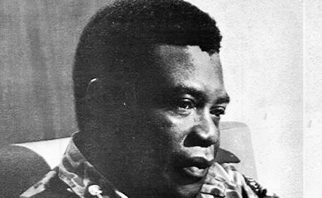Philip Effiong, the man who surrendered Biafra to Nigeria