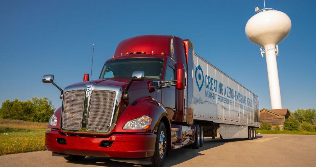 Project Portal_Fuel Cell Heavy Truck