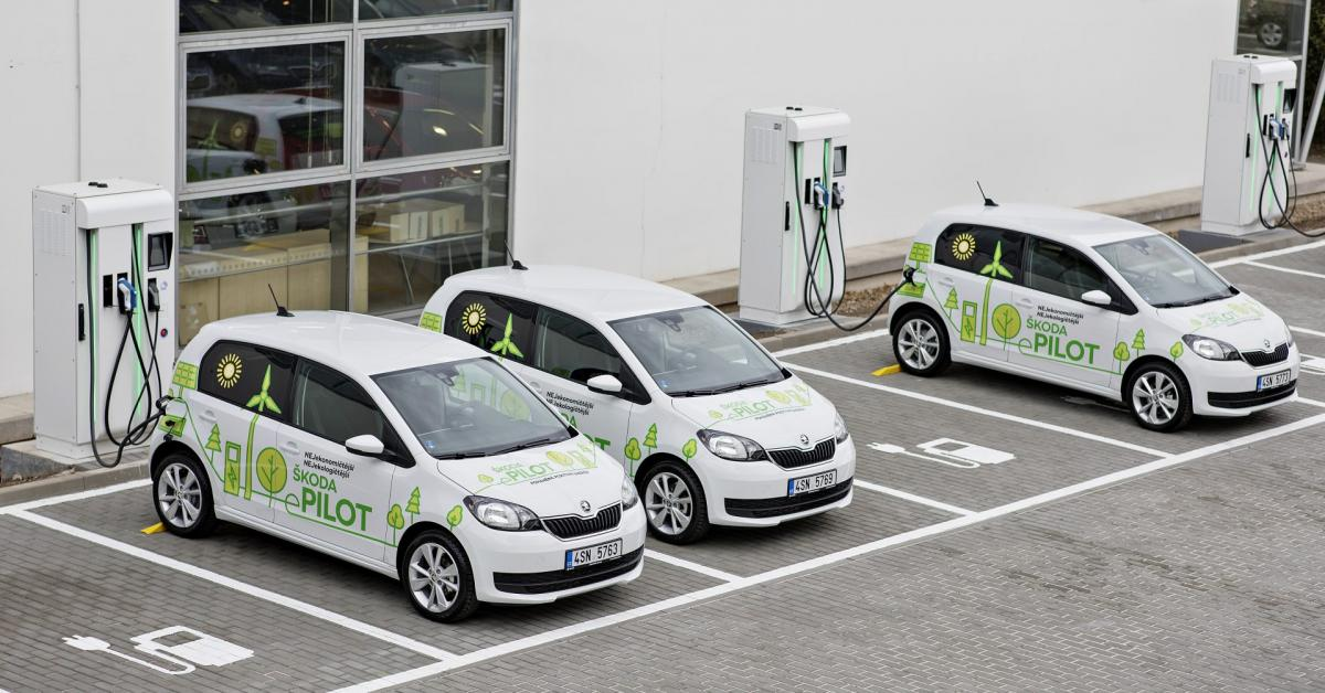 SKODA-launches-eMobility-pilot-project-in-the-Czech-Republic