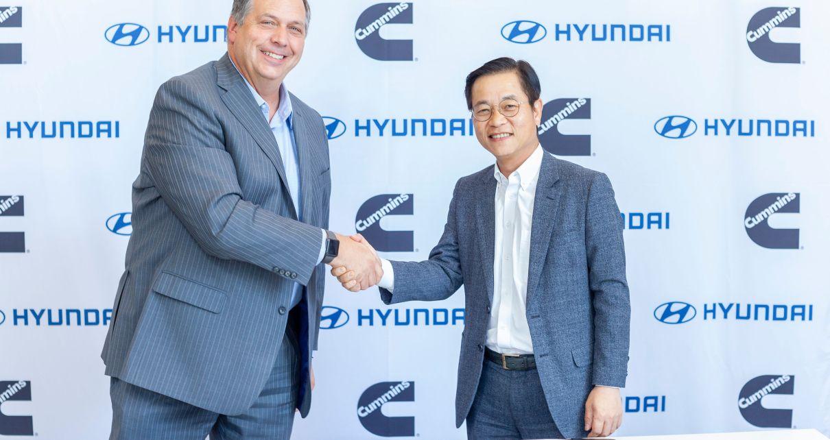 Hyundai-Cummins-vodik