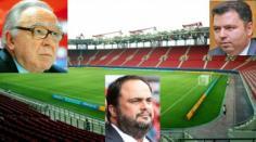 Υπό απειλή κατάσχεσης το γήπεδο «Καραϊσκάκη», λόγω χρεών