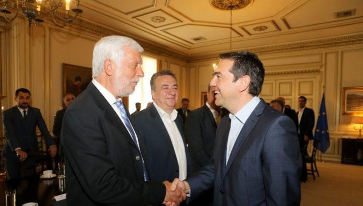Το πλήρες πρόγραμμα της πρώτης μερας του Αναπτυξιακού συνεδρίου Πελοποννήσου