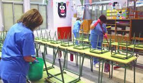 Οι σχολικές καθαρίστριες Λουτρακίου απλήρωτες εδώ και 3 μηνες